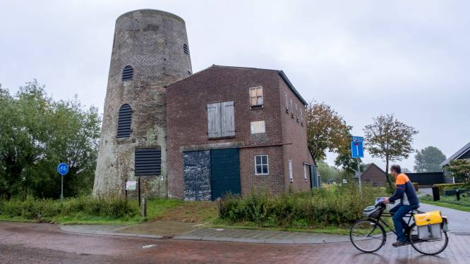 Nieuwe hoop voor molen De Hoop in Sint Laurens