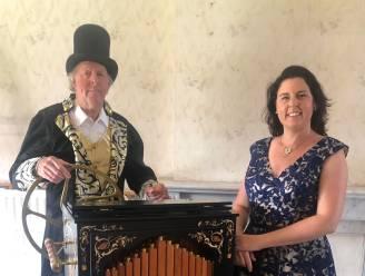 Willy (67) is Belgisch kampioen orgeldraaien