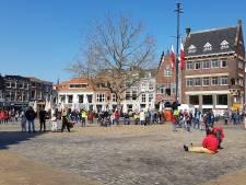 Verrassing! Van Dik Hout geeft optreden op de Markt in Gouda