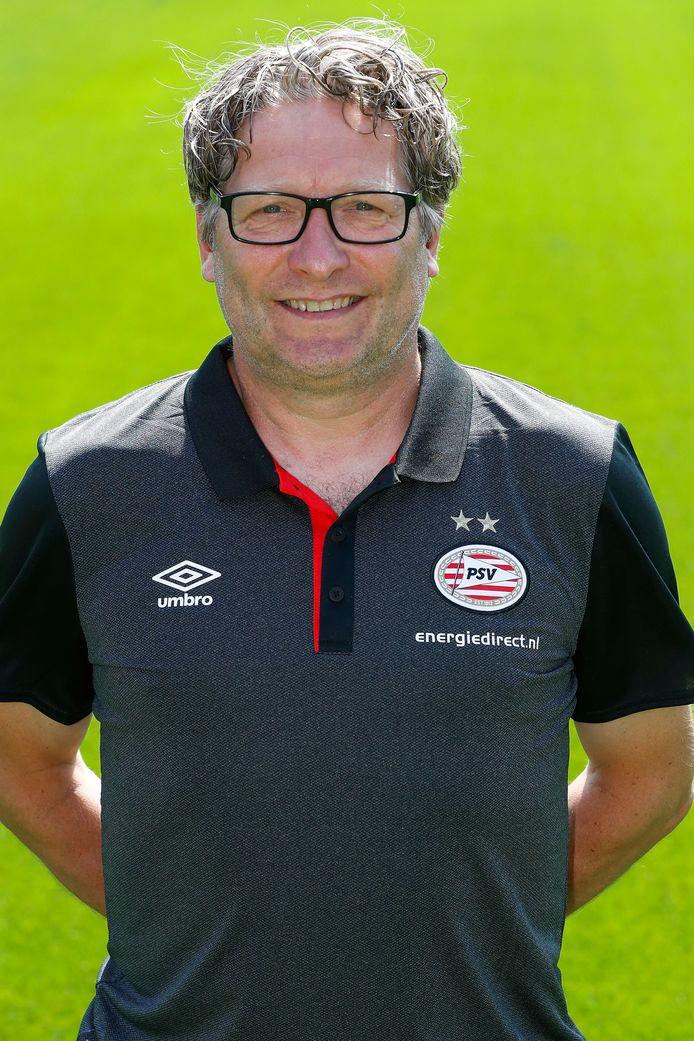 Wim Rip was sinds 2012 in dienst van PSV.