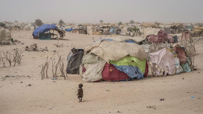 Het vluchtelingenkamp Assaga in Niger is één van de vele toevluchtsoorden voor mensen die vluchten voor Boko Haram.