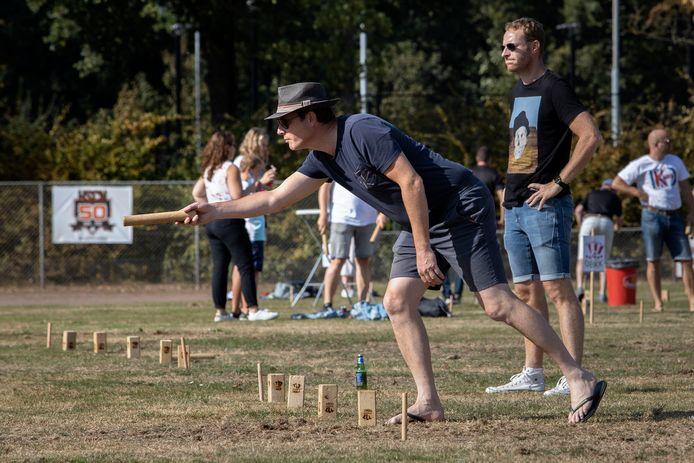 In Nuenen zijn de Open Brabantse Kubb Kampioenschappen gehouden.