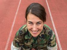 Oud-atlete Esther Vermue vindt haar draai bij mariniers