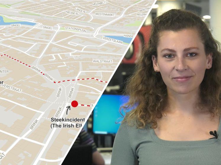 De Stentor Nieuws Update | Bloedspoor in Deventer en mobiele wc's gat in de markt
