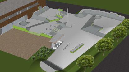 Heraanleg stedelijk skatepark start deze week