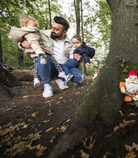 Het mysterie van de kabouterfamilie in 't Amelinksbos: wie doet dit?