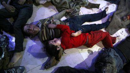 """Pupilvernauwing, braken en verstoord centraal zenuwstelsel: """"Zo goed als zeker ook sarin gebruikt in Douma"""""""