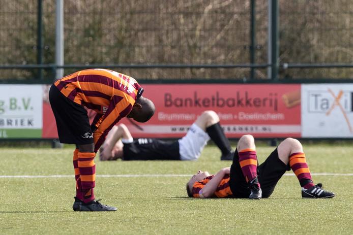 FC Zutphen hoopt komend seizoen in de tweede klasse op minder teleurstelling dan afgelopen jaar in de eerste klasse.