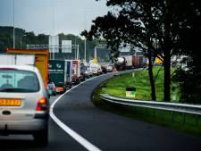 Verkeer kan weer doorrijden op A28 tussen Staphorst en Ommen