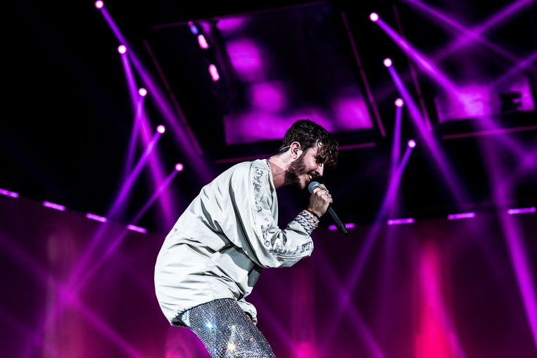 Oscar And The Wolf,. Beeld Tine Schoemaker