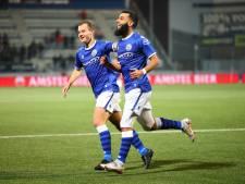 Eindelijk weer winst voor FC Den Bosch: doelpunt Ahannach volstaat tegen Almere City