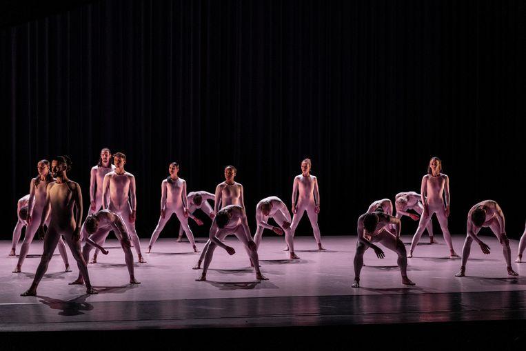'Come out' van choreograaf Olivier Dubois door Ballet de Lorraine Beeld Klaus Tummers