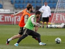 """Hazard retrouve le groupe: """"Eden a fait un grand pas en avant"""""""