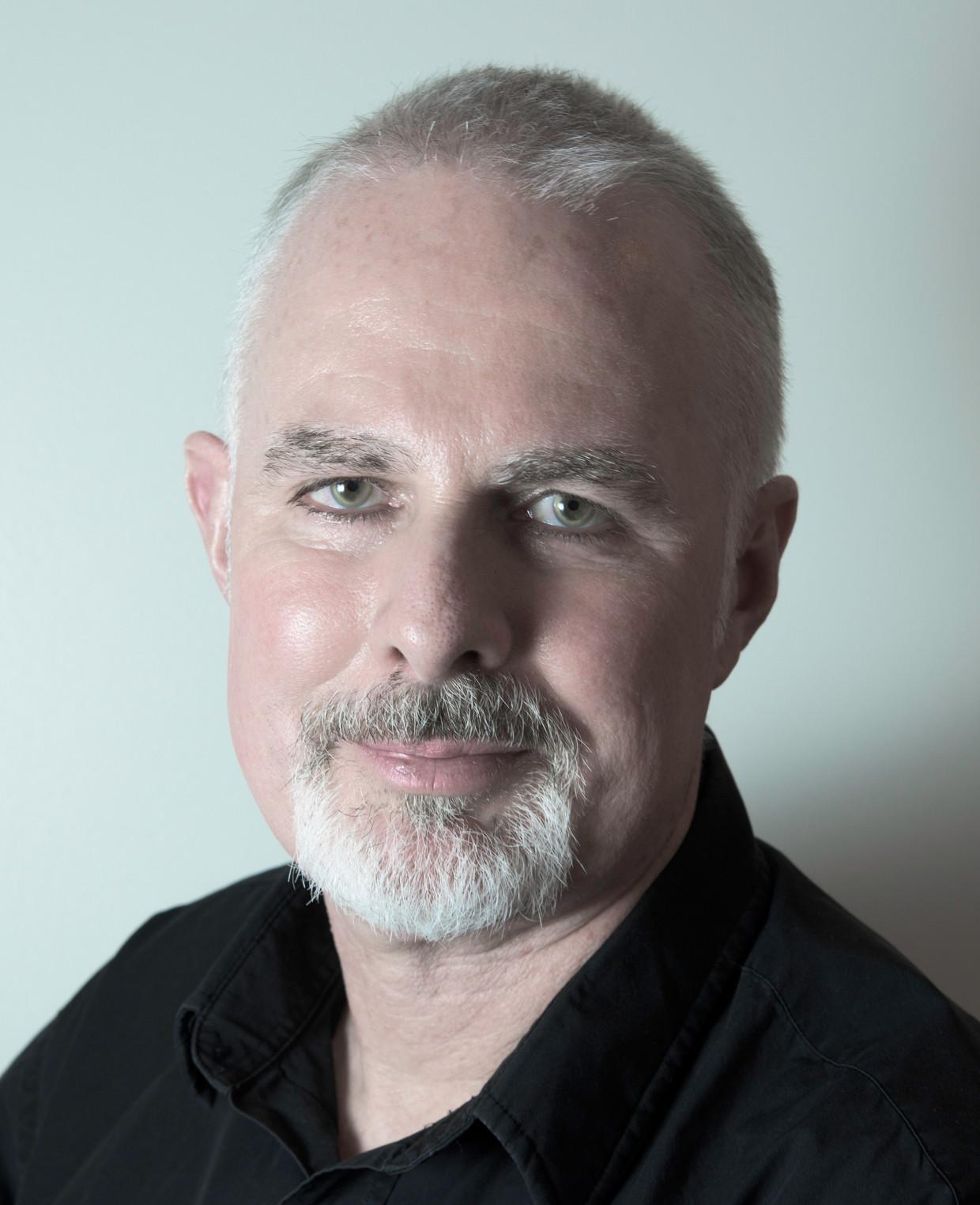 Steven Taylor: 'Ik wist wel dat er een pandemie op komst was, maar niet dat die er al drie weken na de publicatie van mijn boek zou zijn.' Beeld rv