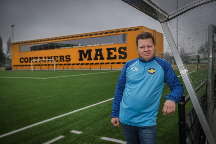 Kris Rykers, de nieuwe beloftencoach van Thes Sport.