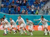 Pas de nouvel exploit pour la Suisse, l'Espagne contre l'Italie pour une place en finale