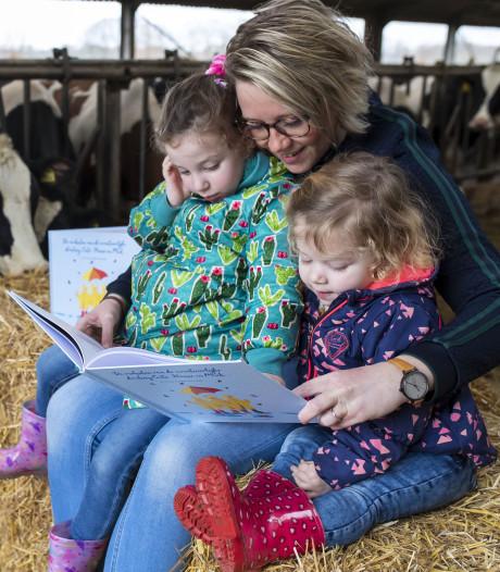 Diepenheimse schrijft kinderboek met hersenletsel: 'mijn jeugd als inspiratiebron'