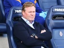 Koeman reageert op geruchten over aanblijven: 'Ik heb een contract voor twee seizoenen'
