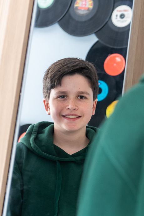 Mika (11) uit Oosterhout is de jonge Ferry Bouman in nieuwe Netflix-film
