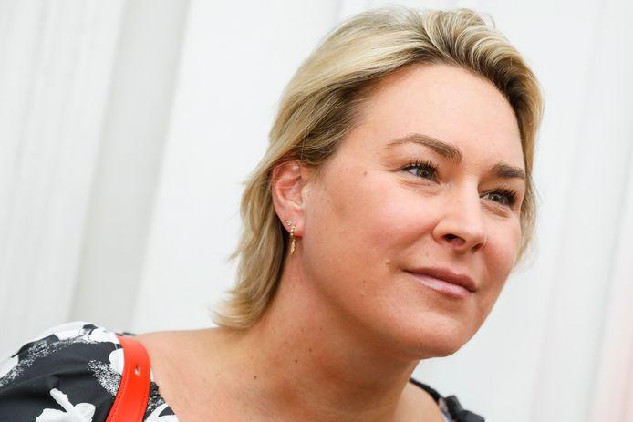minister van Milieu Céline Fremault (CDH)