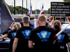 Boeren FDF kondigen actie aan in regio Arnhem: 'Ons protest gaat Nederland op z'n kop zetten'