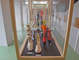 Studenten uit Roeselare en Sint-Niklaas exposeren in Eperon d'Or