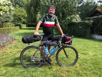 """Lukt het Noël om fietstocht van 950 kilometer af te leggen in 8 dagen en zo tienduizend euro op te halen voor slachtoffers watersnood? """"Ik fiets de Maas af, tot aan haar bron"""""""