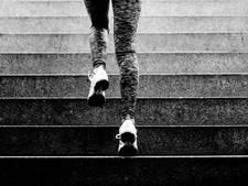 Zweet je Koningsdagkilo's eraf met een traploopwedstrijd