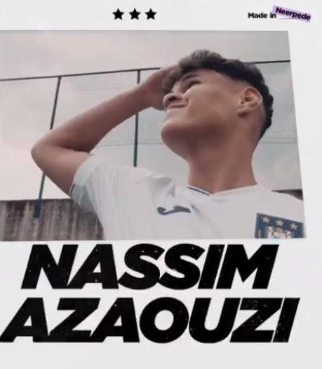Nassim Azaouzi: un autre jeune talent sous contrat avec Anderlecht