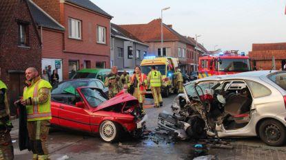Snelle oldtimer veroorzaakt ongeval