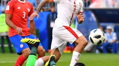 Mitrovic maakt indruk, alleen goaltje ontbreekt