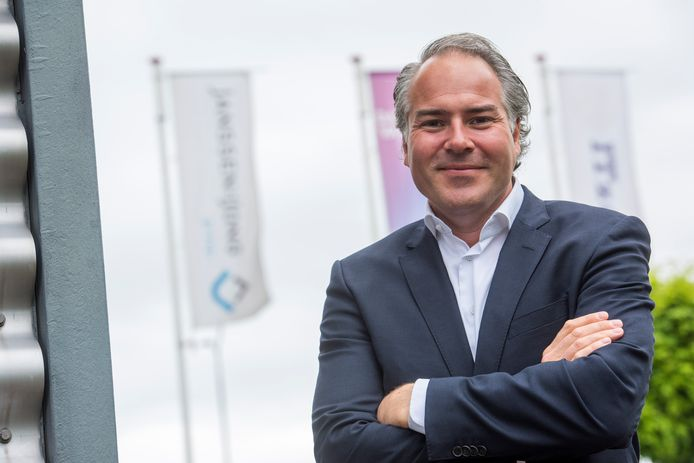 Topman Ivo van der Mark van Janssen de Jong.