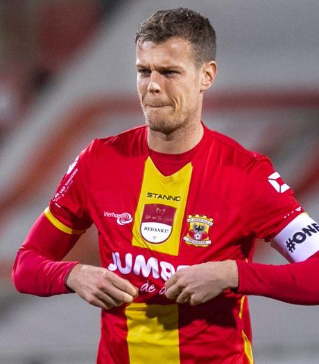 Onheilstijding valt captain Veldmate rauw op dak: 'Ik was verrast door besluit GA Eagles'
