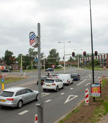 Nieuwe flitspalen in Apeldoorn Zuid gaan op korte termijn echt aan