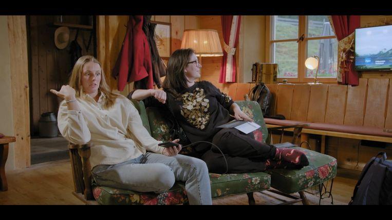 De Mol: Annelotte en Katrien Beeld SBS