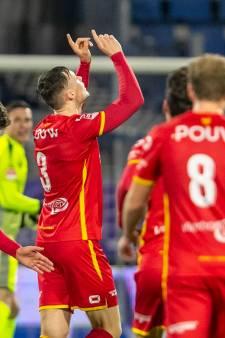 GA Eagles verdrijft het verdriet met solide winst op FC Eindhoven
