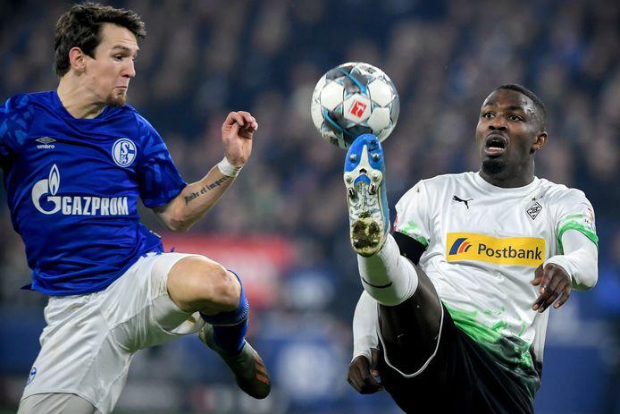Nouvel assist pour Benito Raman, décisif à huit reprises (quatre passes décisives, quatre buts) lors de ces huit derniers matchs avec Schalke.