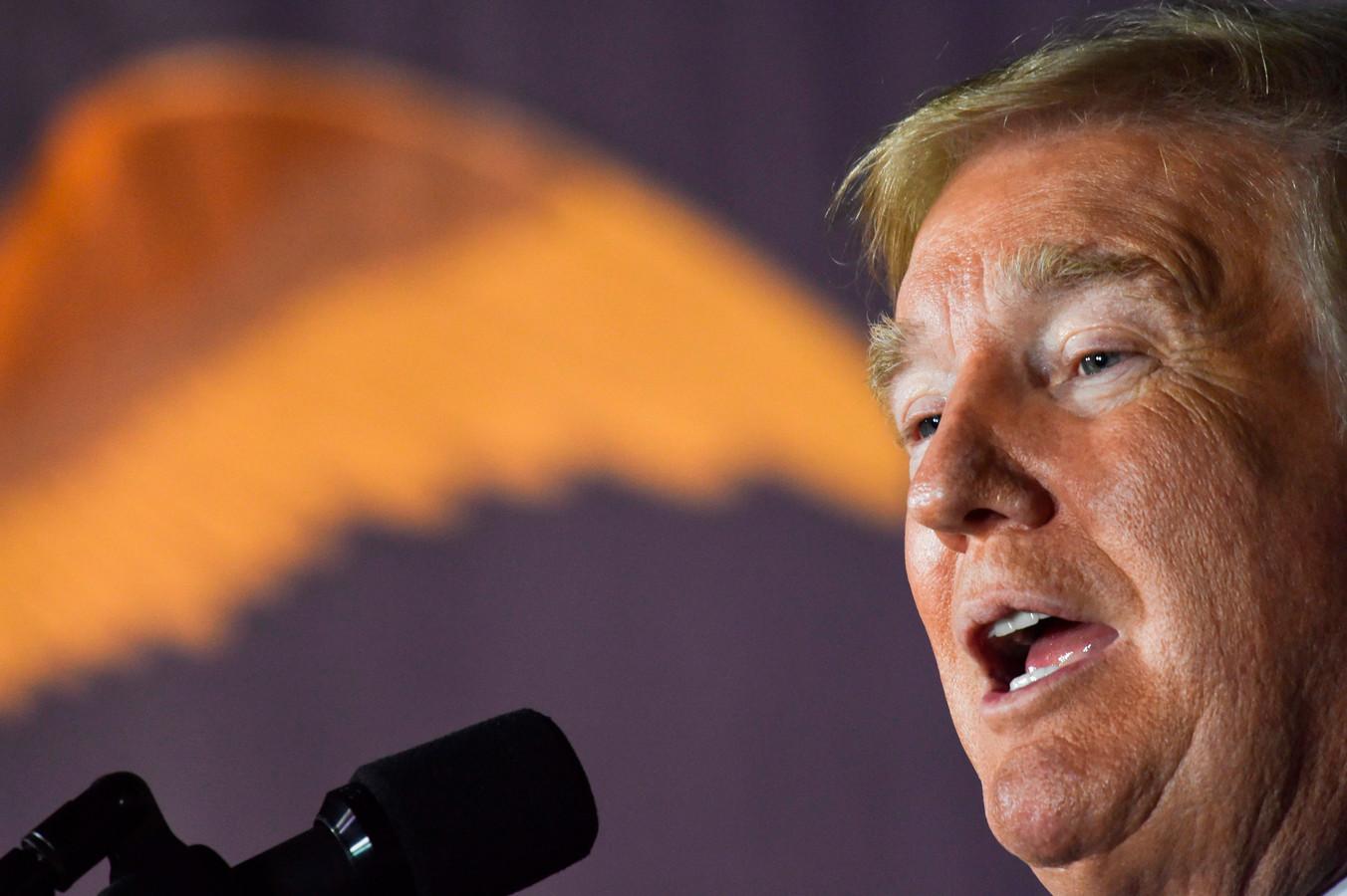 De Amerikaanse president Donald Trump heeft 25 miljoen dollar aan hulp voor Palestijnse ziekenhuizen in Oost-Jeruzalem ingetrokken.