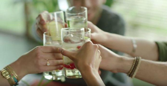 Ook in februari 2021 zullen er opnieuw duizenden mensen een maand lang geen alcohol drinken.