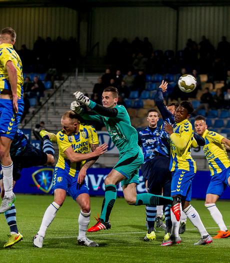 Doelman Ralph Vos naar FC Oss