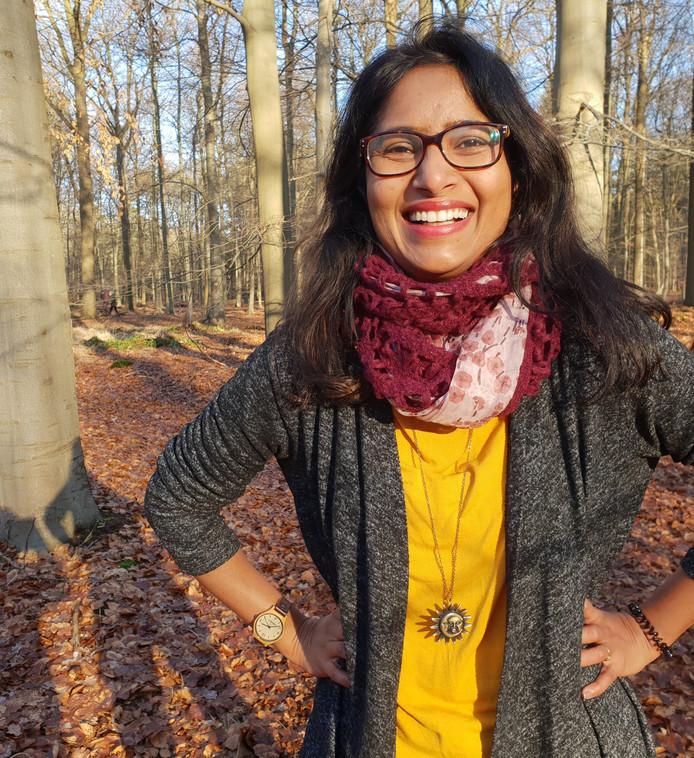 """Rajitha Kanchenapalli: ,,Hoezo heb je een reden nodig om hardop te lachen?"""""""