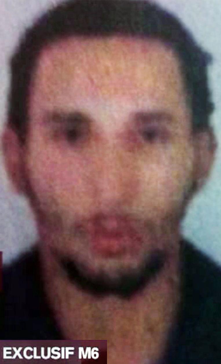 Abdelkader, de oudere broer van Mohamed Merah werd ook verdacht. Beeld AFP