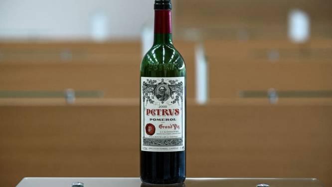 """Deze fles wijn bracht meer dan een jaar door in de ruimte: """"Prachtig smaakpalet"""""""