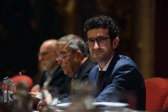 Mohamed Ridouani is naar eigen zeggen een trotse Leuvense burgemeester met zoveel goede ideeën van burgers voor een beter Leuven.