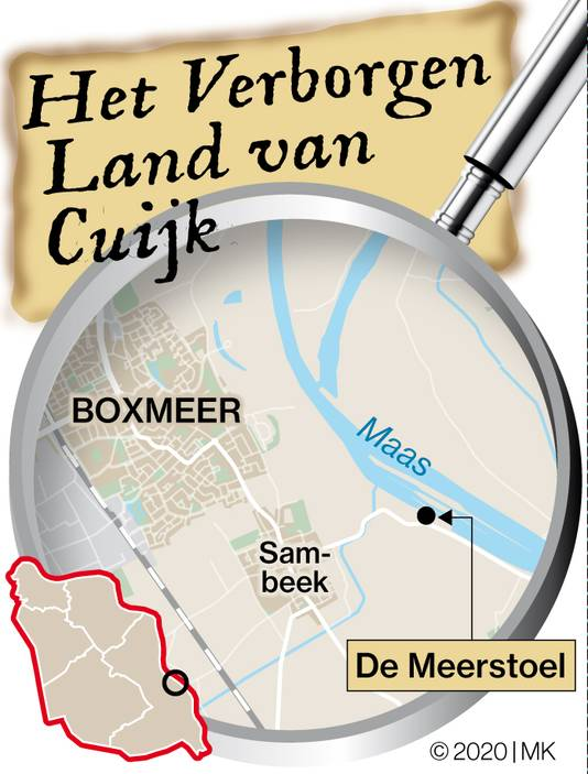 De Meerstoel in Sambeek
