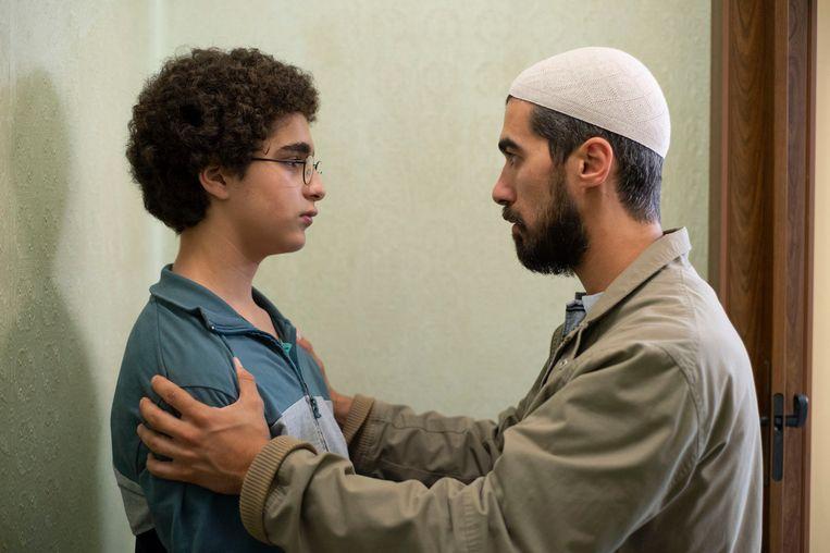 De 13-jarige Ahmed worstelt met de idealen van zijn geloof en met de verleidingen van het leven. Beeld