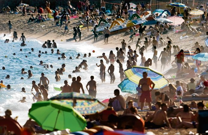 Zomervakantie vóór corona in Lloret De Mar