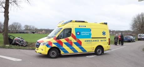 Gewonde bij ongeluk in Luttenberg