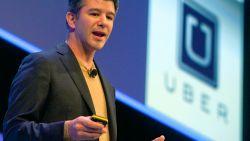 Uber-oprichter Travis Kalanick wordt baas van kleine start-up