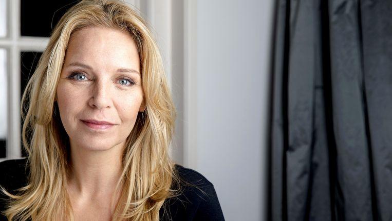 Esther Verhoef is één van de genomineerden. Beeld null